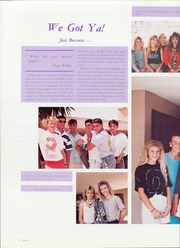 Page 12, 1988 Edition, Santana High School - Yearbook (Santee, CA) online yearbook collection