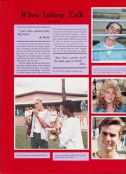 Page 14, 1988 Edition, Santana High School - Yearbook (Santee, CA) online yearbook collection