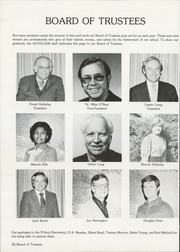 Page 36, 1983 Edition, San Fernando Valley Christian High School - Accolade Yearbook (North Hills, CA) online yearbook collection