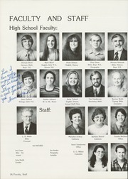 Page 38, 1983 Edition, San Fernando Valley Christian High School - Accolade Yearbook (North Hills, CA) online yearbook collection