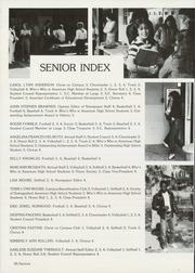 Page 42, 1983 Edition, San Fernando Valley Christian High School - Accolade Yearbook (North Hills, CA) online yearbook collection