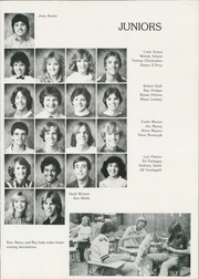 Page 43, 1983 Edition, San Fernando Valley Christian High School - Accolade Yearbook (North Hills, CA) online yearbook collection