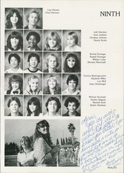 Page 47, 1983 Edition, San Fernando Valley Christian High School - Accolade Yearbook (North Hills, CA) online yearbook collection