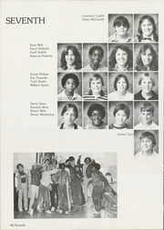 Page 52, 1983 Edition, San Fernando Valley Christian High School - Accolade Yearbook (North Hills, CA) online yearbook collection