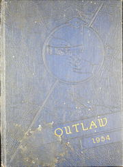 1954 Edition, Shandon High School - Outlaw Yearbook (Shandon, CA)