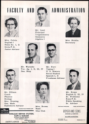 Page 10, 1954 Edition, Shandon High School - Outlaw Yearbook (Shandon, CA) online yearbook collection