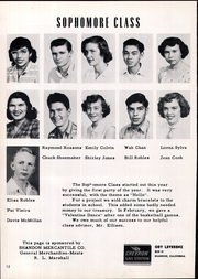 Page 16, 1954 Edition, Shandon High School - Outlaw Yearbook (Shandon, CA) online yearbook collection