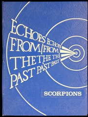 1975 Edition, Death Valley High School - Scorpions Yearbook (Shoshone, CA)