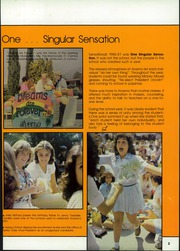 Page 7, 1981 Edition, Alverno High School - Troubadour Yearbook (Sierra Madre, CA) online yearbook collection