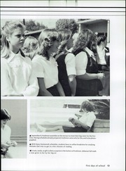 Page 17, 1982 Edition, Alverno High School - Troubadour Yearbook (Sierra Madre, CA) online yearbook collection