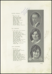Page 11, 1926 Edition, South San Francisco High School - Iris Yearbook (South San Francisco, CA) online yearbook collection