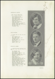 Page 13, 1926 Edition, South San Francisco High School - Iris Yearbook (South San Francisco, CA) online yearbook collection
