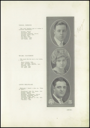 Page 9, 1926 Edition, South San Francisco High School - Iris Yearbook (South San Francisco, CA) online yearbook collection