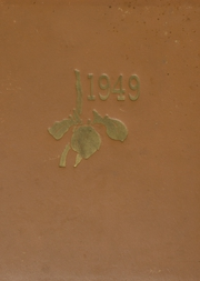1949 Edition, South San Francisco High School - Iris Yearbook (South San Francisco, CA)