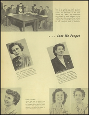 Page 10, 1949 Edition, South San Francisco High School - Iris Yearbook (South San Francisco, CA) online yearbook collection