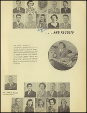 Page 9, 1949 Edition, South San Francisco High School - Iris Yearbook (South San Francisco, CA) online yearbook collection