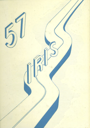 1957 Edition, South San Francisco High School - Iris Yearbook (South San Francisco, CA)