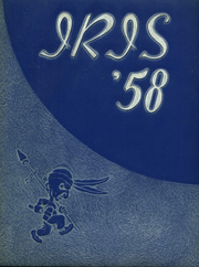 1958 Edition, South San Francisco High School - Iris Yearbook (South San Francisco, CA)