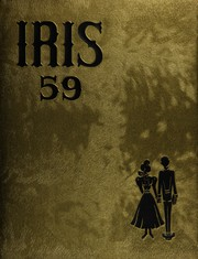 1959 Edition, South San Francisco High School - Iris Yearbook (South San Francisco, CA)