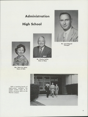 Page 13, 1961 Edition, South San Francisco High School - Iris Yearbook (South San Francisco, CA) online yearbook collection