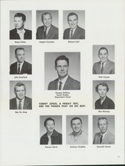 Page 15, 1961 Edition, South San Francisco High School - Iris Yearbook (South San Francisco, CA) online yearbook collection