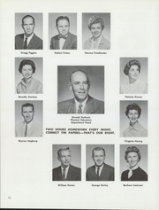 Page 16, 1961 Edition, South San Francisco High School - Iris Yearbook (South San Francisco, CA) online yearbook collection