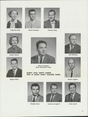 Page 17, 1961 Edition, South San Francisco High School - Iris Yearbook (South San Francisco, CA) online yearbook collection
