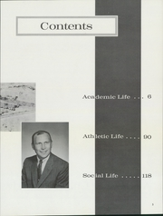 Page 9, 1961 Edition, South San Francisco High School - Iris Yearbook (South San Francisco, CA) online yearbook collection