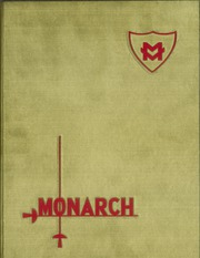 1966 Edition, Monte Vista High School - Monarchs Yearbook (Spring Valley, CA)