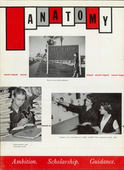 Page 6, 1960 Edition, Mount Miguel High School - Mil Memorias Yearbook (Spring Valley, CA) online yearbook collection