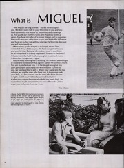 Page 10, 1974 Edition, Mount Miguel High School - Mil Memorias Yearbook (Spring Valley, CA) online yearbook collection