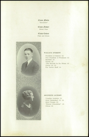 Page 13, 1922 Edition, St Helena High School - Silverado Yearbook (St Helena, CA) online yearbook collection