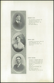 Page 14, 1922 Edition, St Helena High School - Silverado Yearbook (St Helena, CA) online yearbook collection