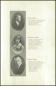 Page 15, 1922 Edition, St Helena High School - Silverado Yearbook (St Helena, CA) online yearbook collection