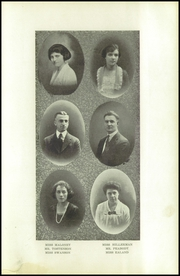 Page 9, 1922 Edition, St Helena High School - Silverado Yearbook (St Helena, CA) online yearbook collection