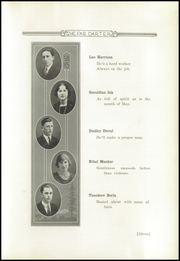 Page 15, 1925 Edition, St Helena High School - Silverado Yearbook (St Helena, CA) online yearbook collection