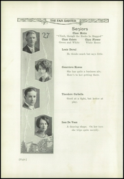 Page 12, 1927 Edition, St Helena High School - Silverado Yearbook (St Helena, CA) online yearbook collection