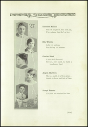 Page 13, 1927 Edition, St Helena High School - Silverado Yearbook (St Helena, CA) online yearbook collection