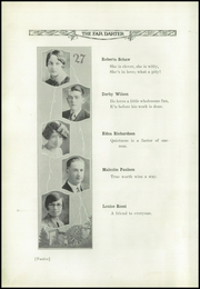 Page 16, 1927 Edition, St Helena High School - Silverado Yearbook (St Helena, CA) online yearbook collection