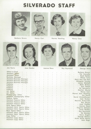 Page 10, 1954 Edition, St Helena High School - Silverado Yearbook (St Helena, CA) online yearbook collection