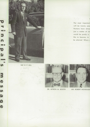 Page 10, 1955 Edition, St Helena High School - Silverado Yearbook (St Helena, CA) online yearbook collection