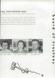 Page 11, 1955 Edition, St Helena High School - Silverado Yearbook (St Helena, CA) online yearbook collection