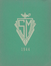 1944 Edition, St Marys High School - Cauldron Yearbook (Stockton, CA)
