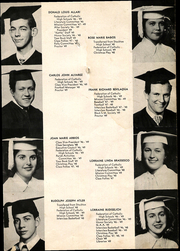 Page 11, 1949 Edition, St Marys High School - Cauldron Yearbook (Stockton, CA) online yearbook collection