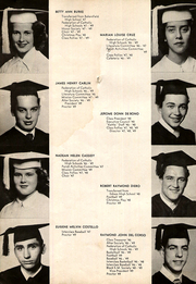 Page 12, 1949 Edition, St Marys High School - Cauldron Yearbook (Stockton, CA) online yearbook collection