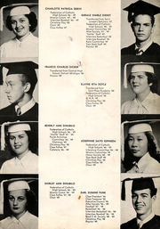 Page 13, 1949 Edition, St Marys High School - Cauldron Yearbook (Stockton, CA) online yearbook collection