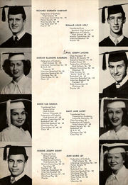 Page 14, 1949 Edition, St Marys High School - Cauldron Yearbook (Stockton, CA) online yearbook collection