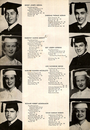 Page 16, 1949 Edition, St Marys High School - Cauldron Yearbook (Stockton, CA) online yearbook collection