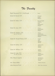 Page 10, 1950 Edition, St Marys High School - Cauldron Yearbook (Stockton, CA) online yearbook collection