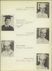 Page 15, 1950 Edition, St Marys High School - Cauldron Yearbook (Stockton, CA) online yearbook collection